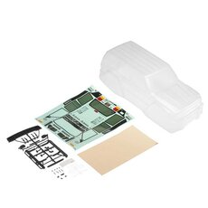 AX31337 2000 Jeep Cherokee Body -040 Clear Body On