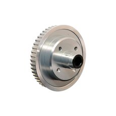 CNC Alum- Rear Diff- Housing Pulley 48T for EPX