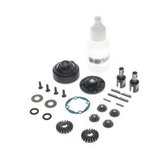 Complete G2 Gear Diff- Metal: 22