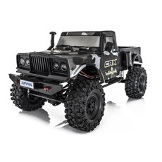 CRX Survival Crawler 4x4 RTR Chassis Set