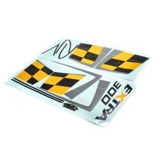Decal Sheet: Extra 300 1-3m