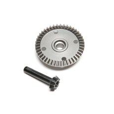Front Differential Ring and Pinion Gear: 8XT