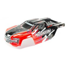 Kraton 6S BLX Painted Decaled Trimmed Body (Red)