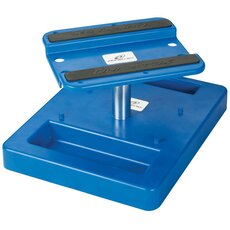 Pit Tech Deluxe Truck Stand Blue