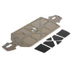 TLR 8IGHT-E 4-0: Chassis