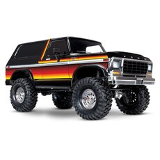 TRX-4 Ford Bronco sunset 4x4 RTR ohne Akku-Lader 1-10 4WD Scale-Crawler Brushed