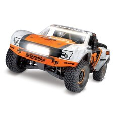 Unlimited Desert Racer 4x4 VXL Fox-Edition RTR + LED 1-7 4WD Pro-Scale Race-Truck Brushless ohne Akku-Lader