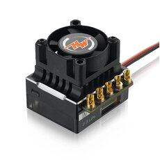 Xeron Brushless Regler XR10 Justock 45A BEC 2A 2-3s 1-10 und 1-12